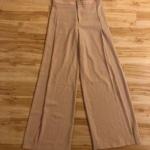 Wide Leg Zara Trouser
